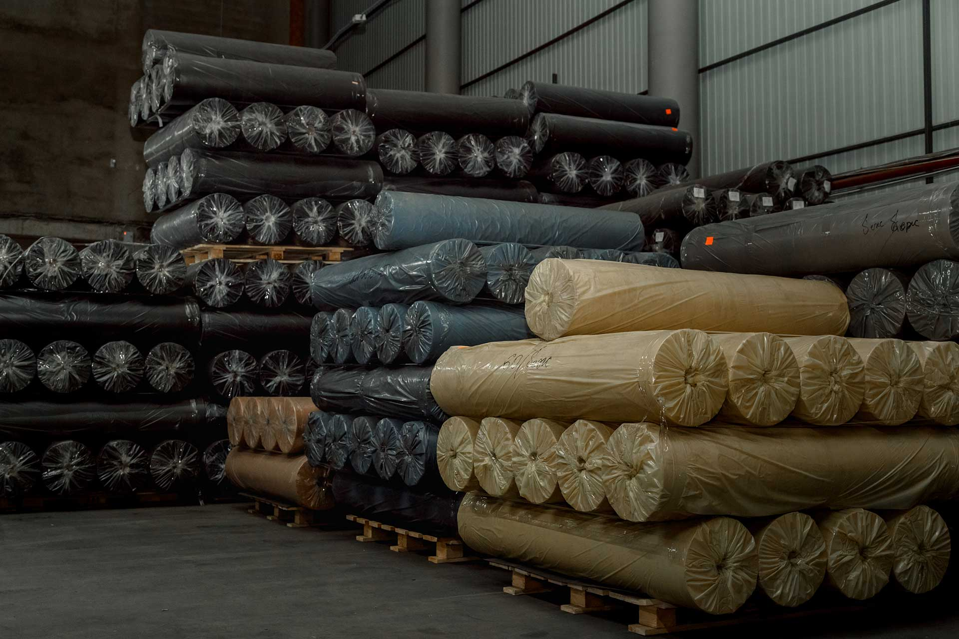 pp spunbond non woven fabric manufacturing process